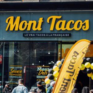 Succursale Mont Tacos Downtown